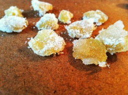 DIY Candied Ginger